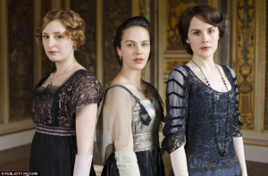 Downton Abbey Women, Clothes, Jewelry