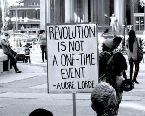 revolution as constant