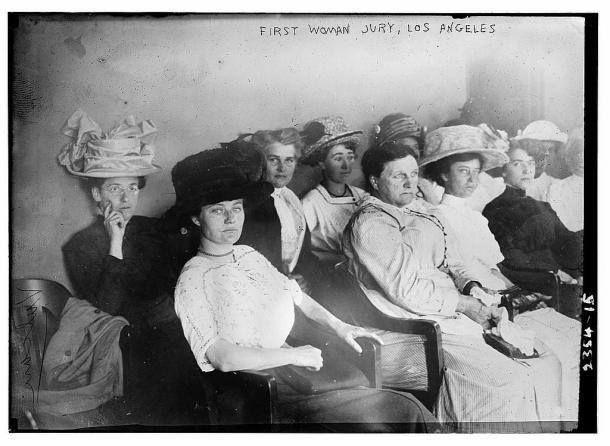 female juror