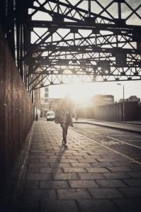 sun on worship street