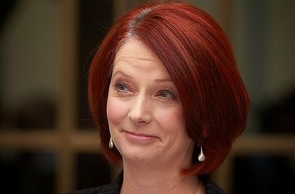 Kangaroo Knitting Pattern Julia Gillard : On Julia Gillard and The Complexity of Female Politicians Bluestockings Mag...