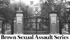 brown sexual assault series